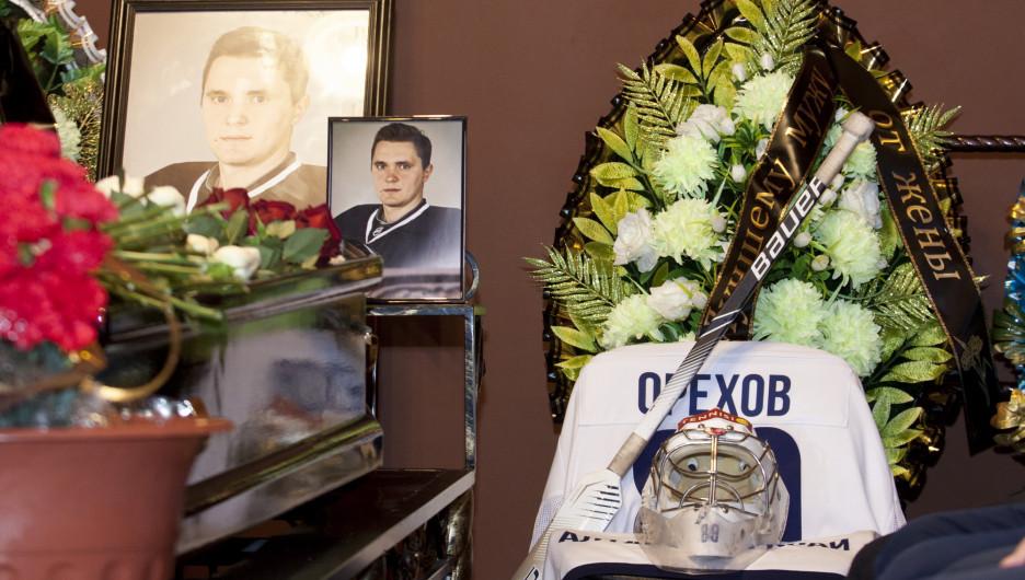 В Барнауле простились с Вадимом Ореховым.