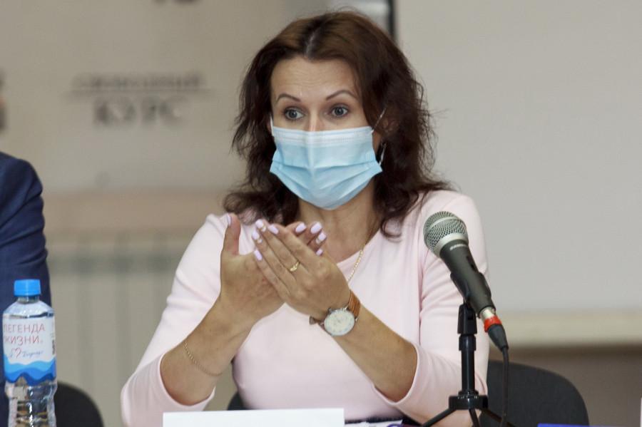 Наталья Фурсова, эксперт ОНФ.