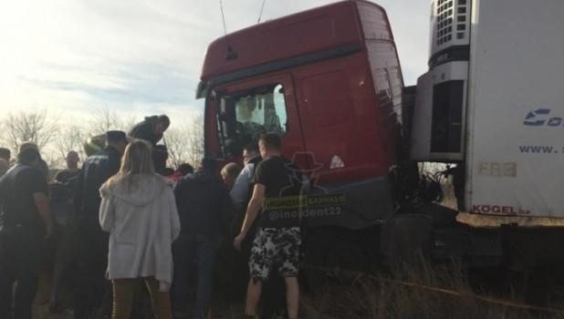 Семья из Алтайского края погибла под Волгоградом.