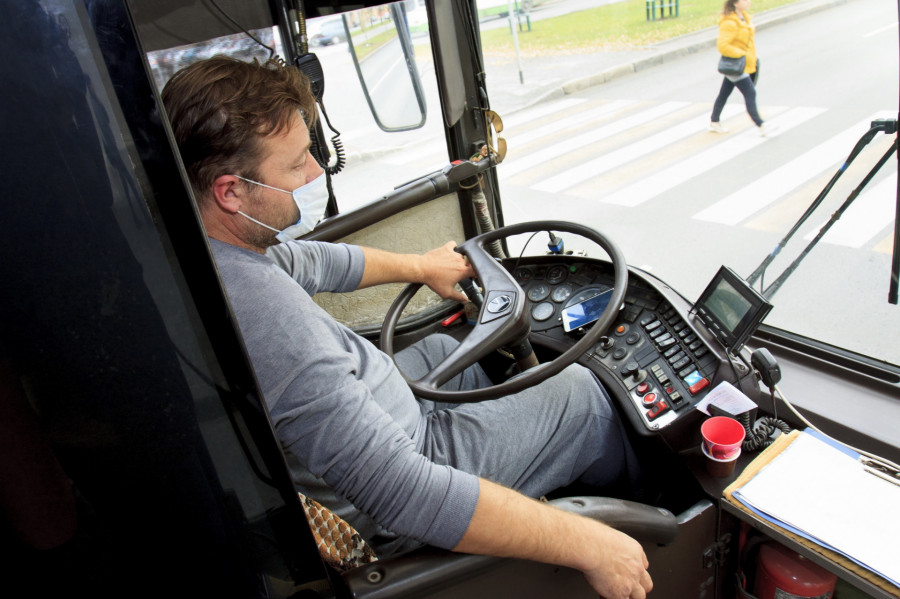 Рейд по общественному транспорту.