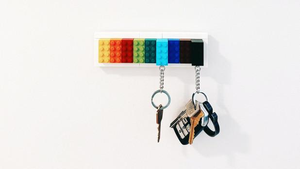 Ключи. Квартира. Автомобиль