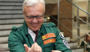 Александр Усс, губернатор Красноярского края.