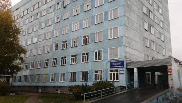 Новоалтайская городская больница имени Л.Я. Литвиненко.