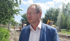 Мэр Бийска Александр Студеникин.