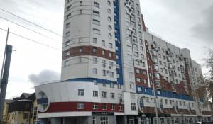 """Барнаульский """"титаник"""". Многоквартирный дом на ул. Папаницев, 97."""
