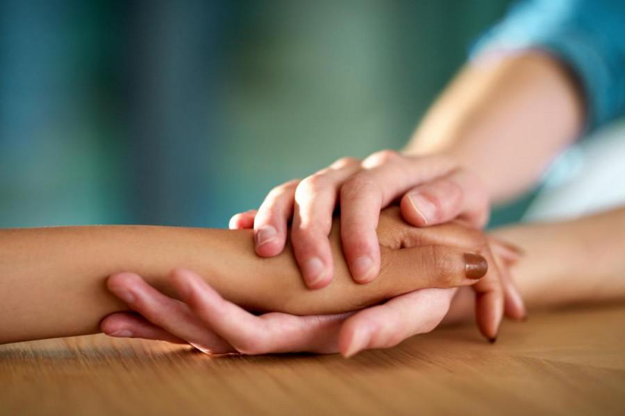 Руки.