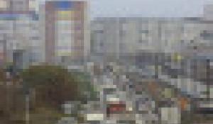 Завершение реконструкции улицы Попова в Барнауле.