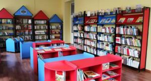 Модельная библиотека №10 в пос. Южный