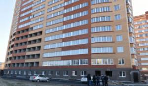 Дом в Барнауле на пр. Ленина, 195а. 19 октября 2020 года.