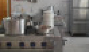 Школьная кухня. Столовая.