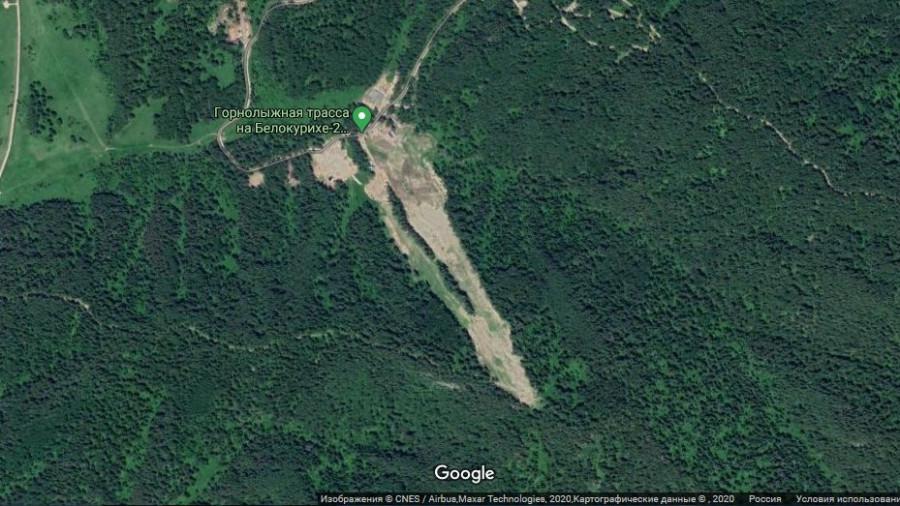 Светлая полоса трассы (слава) - участок, фигурирующий в уголовное деле чиновников управления лесного хозяйства.