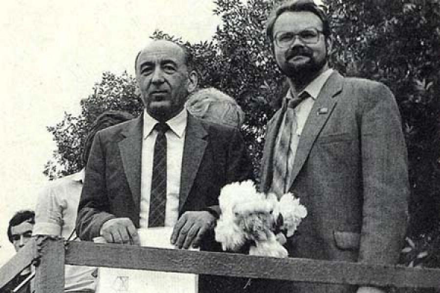 Тельман Гдлян и Николай Иванов.