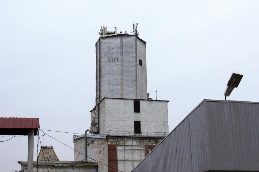 Бийский сахарный завод.