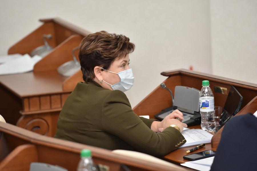 Сессия АКЗС 29 октября 2020 года. Стелла Штань.