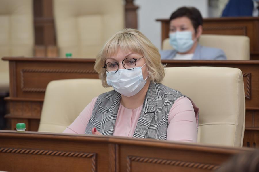 Сессия АКЗС 29 октября 2020 года. Оксана Грохотова.