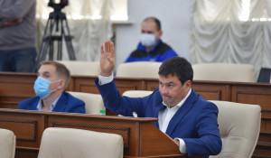 Сессия АКЗС 29 октября 2020 года. Владимир Семенов.