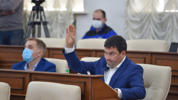 Нового главу ЛДПР избрали в Алтайском крае