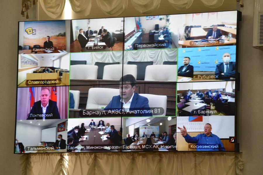 Сессия АКЗС 29 октября 2020 года.