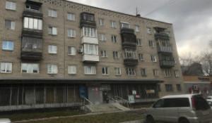 """Барнаул, пр. Красноармейский, 80. Здесь был """"Холди""""."""