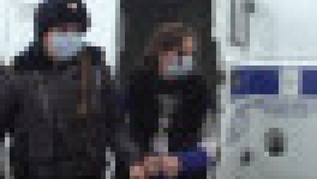 На Алтае задержаны подозреваемые в нападениях на пожилых женщин.