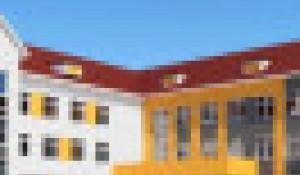 Школа в барнаульском поселке Спутник. Проект.