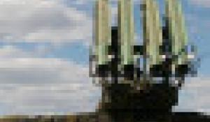 """Зенитный ракетный комплекс """"Бук-М3""""."""