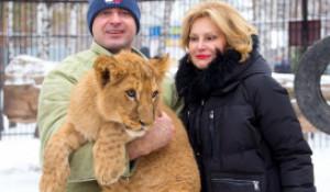 Елена Старостина в Барнауле.
