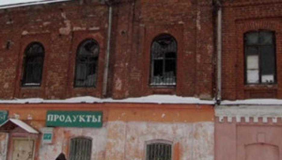 """Торговый дом """"Сухов и сыновья"""" продают за рубль."""