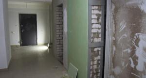 Корреспонденты altapress.ru побывали в доме на пр. Ленина, 195-а, который готовится к сдаче.