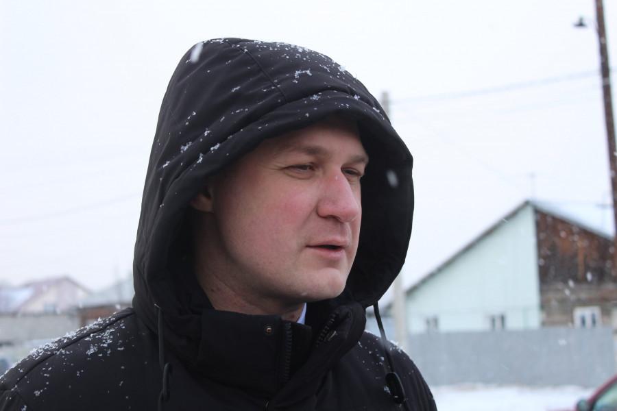 Александр Козлов, начальник отдела в области обращения с ТКО Минстроя Алтайского края.