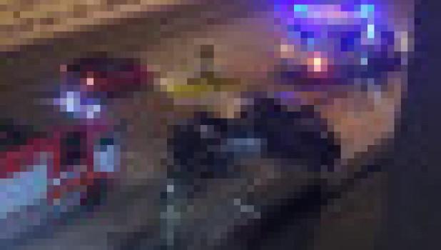 Два легковых автомобиля столкнулись в Барнауле