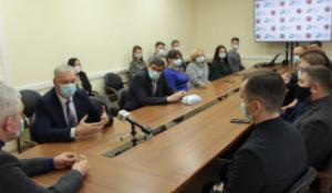 В Алтайском крае открыли ЦУР.