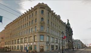 Дом Гансена в Санкт-Петербурге.