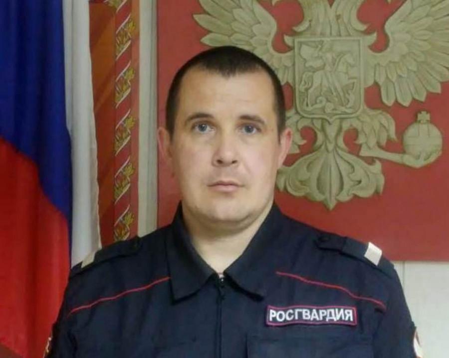Евгений Потапов.