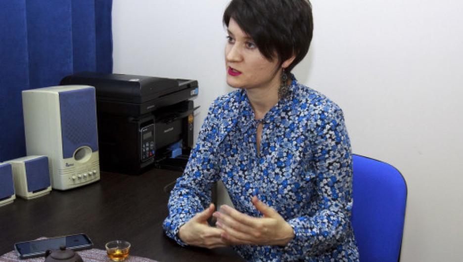 Лариса Головина, нейропсихолог.