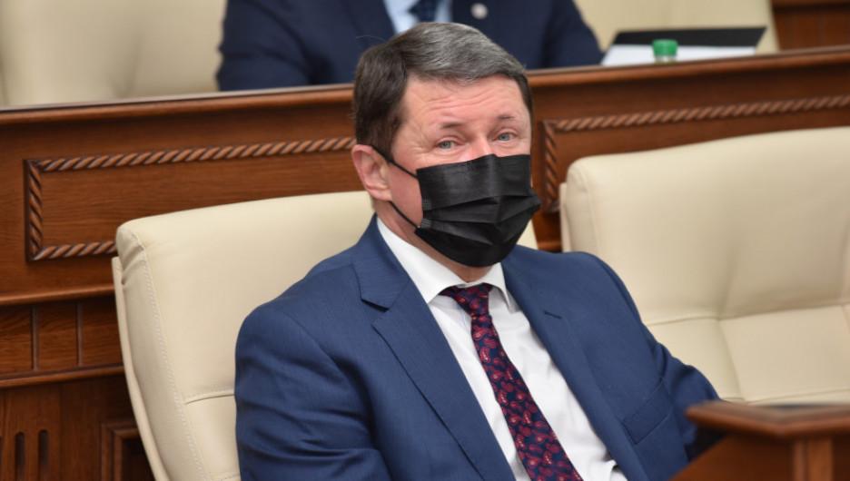 Нового бизнес-омбудсмена утвердили в Алтайском крае