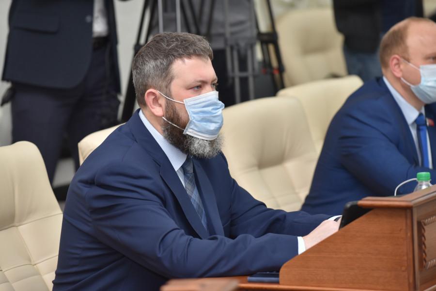 Сессия АКЗС 27 ноября 2020 года. Максим Кочев.