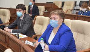 Сессия АКЗС 27 ноября 2020 года. Евгения Боровикова.