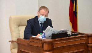 Сессия АКЗС 27 ноября 2020 года. Виктор Томенко.