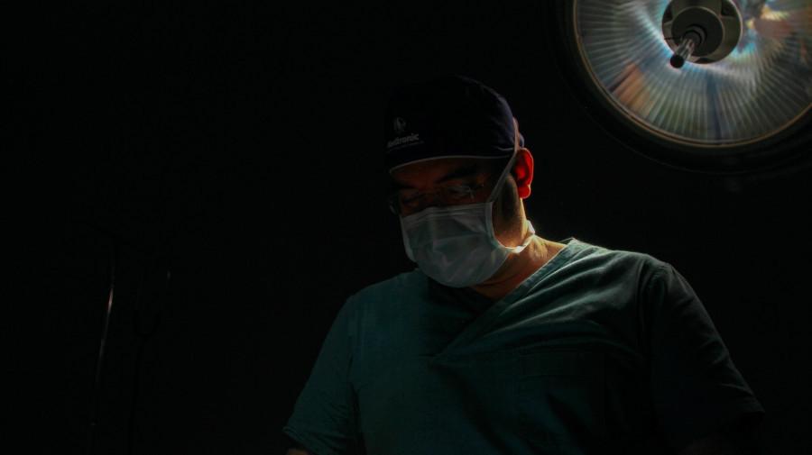 Хирург. Врач.