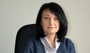 Людмила Подгора, мэр Славгорода.
