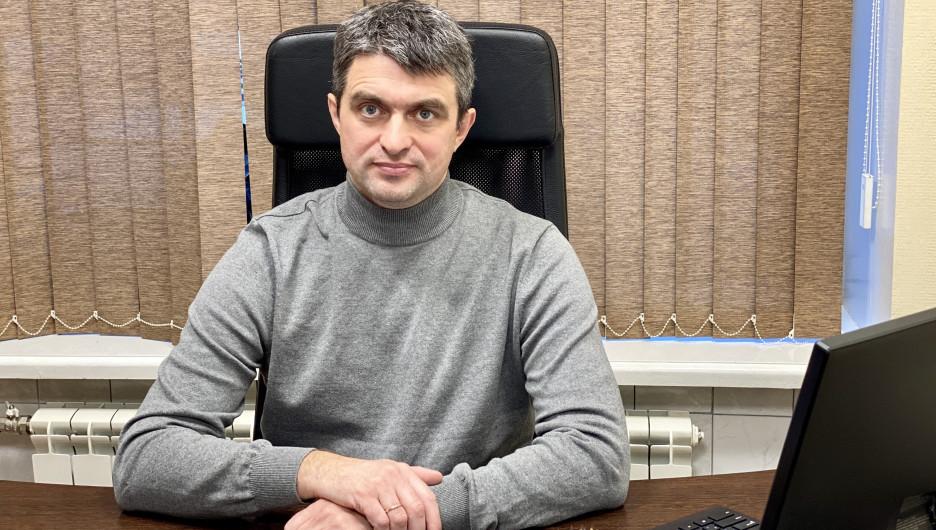 """Максим Потапов, руководитель ООО """"МЕМ ГРУПП""""."""
