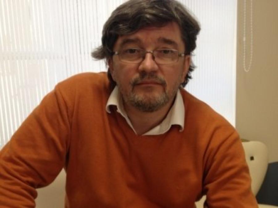 Журналист и писатель Андрей Константинов.