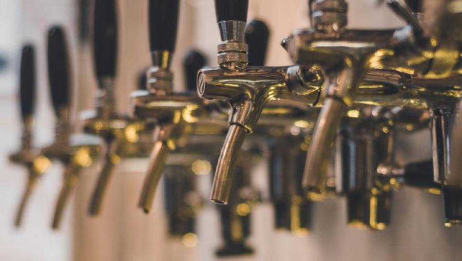 Пиво. Пивной бар.