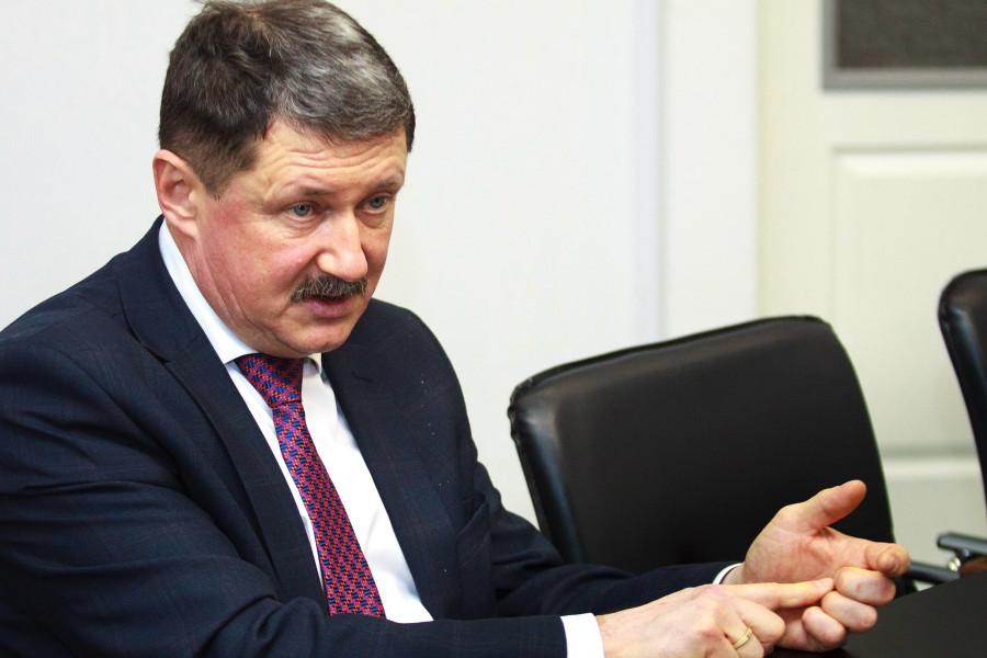 Андрей Осипов, уполномоченный по защите прав предпринимателей в Алтайском крае,