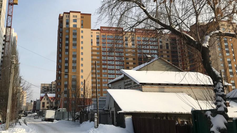 Новостройки. Барнаул. Центр.