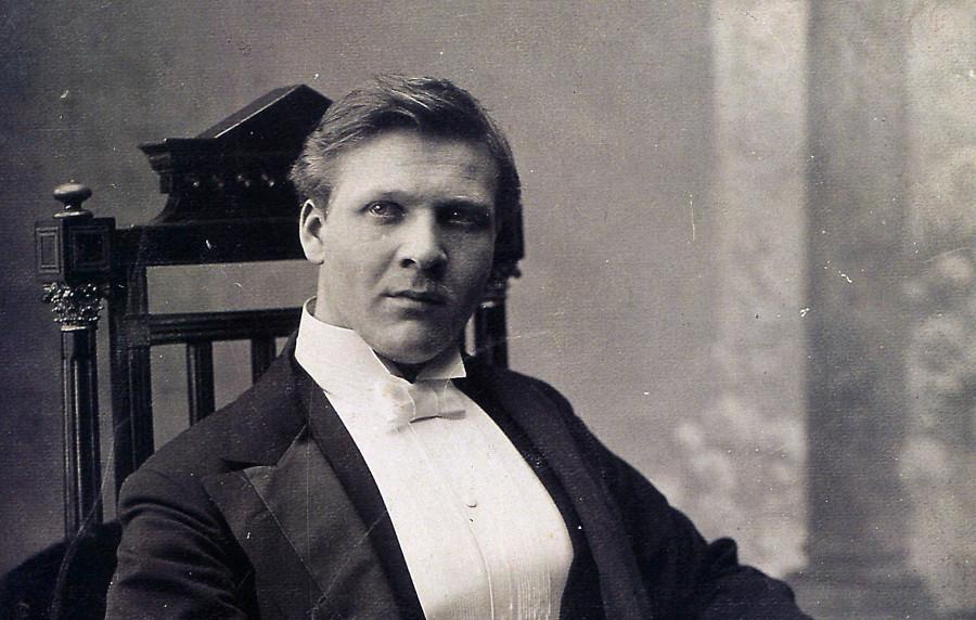 Федор Шаляпин.