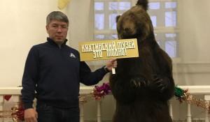 Алексей Цыденов, глава Бурятии.