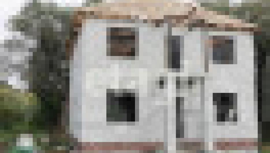 Продается достроенный коттедж без окон и дверей на ул. Лесникова в Первомайском районе.
