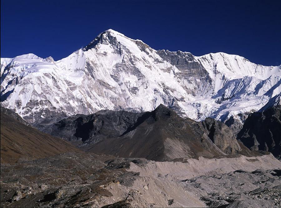 Альпинизм. Гора Чо-Ойю